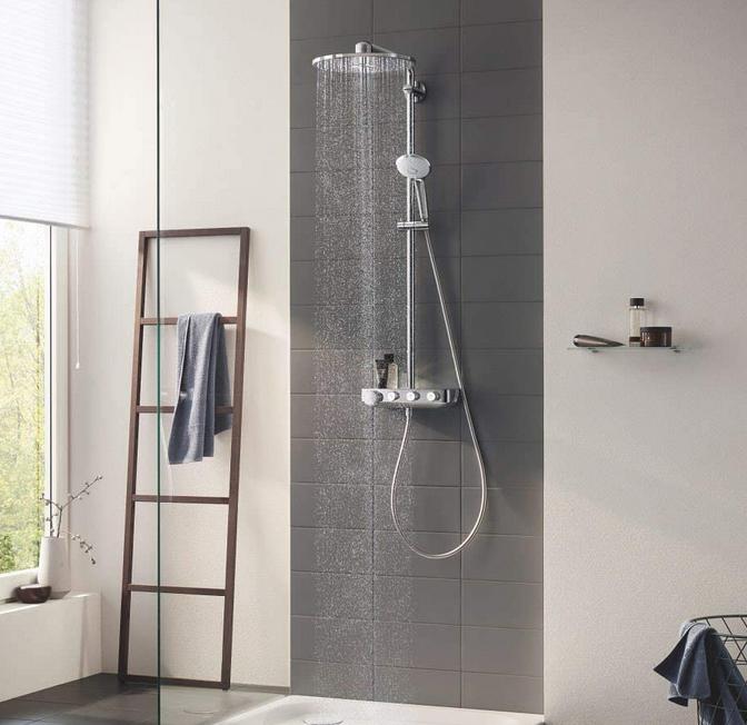 Quels sont les critères de choix d'une bonne colonne de douche ?
